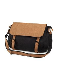 401a1cd7dd22 Jual Canvas Leather Sling Bag style