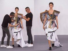God Save the Queen and all: Paris Alta Costura AW15: Viktor & Rolf #parishautecouture #viktorandrolf #aw15