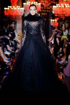 ANDREA JANKE Finest Accessories: Paris Haute Couture | ELIE SAAB Fall 2014 Couture #ElieSaab #TheLightOfNow #HauteCouture #PFW #Fashion #ParisHauteCouture