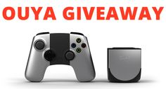 OUYA Video Game System Giveaway
