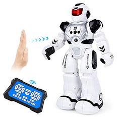 Robot Kits, Rc Robot, Smart Robot, Robots For Kids, Toys For Boys, Kids Toys, Intelligent Robot, Intelligent Systems, Programmable Robot