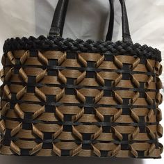 Sisal, Lace Bag, Wallet With Coin Pocket, Quilling Jewelry, Leather Weaving, Minimalist Wallet, Weaving Patterns, Handmade Bags, Handicraft