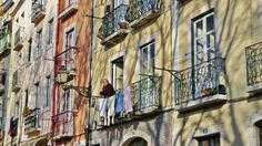 Los colores de Lisboa
