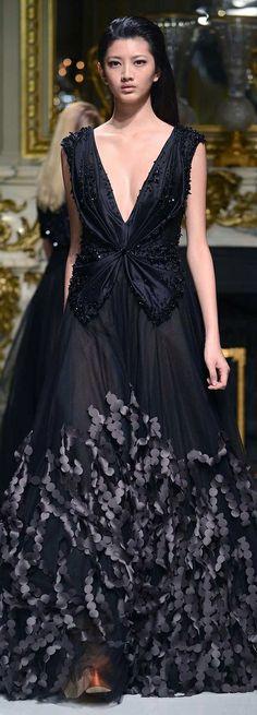 Charlotte Licha Couture S/S 2014.