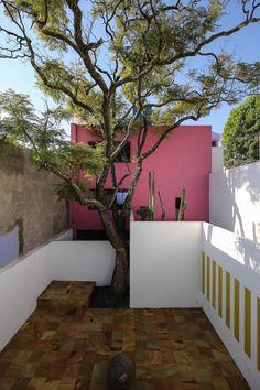 Luis Barragán by lucy lu - Photo 197206495 / Colour Architecture, Landscape Architecture, Interior Architecture, Landscape Design, Architecture Diagrams, Architecture Portfolio, Porch Kitchen Ideas, Home Design, Urban Design