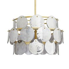 Arteriors Home Evelyn Chandelier 89647