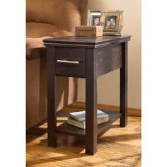 Chair Side Table 2424-EO