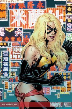 Ms Marvel by Phil Jiminez