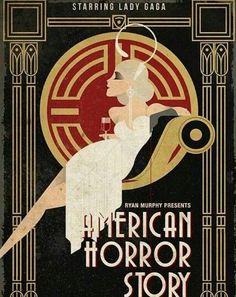 Resultado de imagen para art nouveau  terror