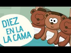 Top Five Numbers Songs for Kids in Spanish