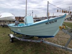 Boats for Sale Skiffs For Sale, Boating License, Power Boats For Sale, Used Boats, Luxury Yachts, Sailor, United States, Sea, Tattoo