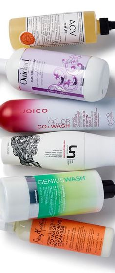 Lather. Rinse. Repeat. Some routines are made to be broken- especially when there's a new beauty trend to try! Time to give co-washing a shot. The buzzed-about haircare innovation is all about more benefits and less fuss.