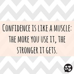How to Become More Confident and Assertive at Work and School - Ms. Career Girl confidence boost, confidence quotes, becoming confident Great Quotes, Quotes To Live By, Me Quotes, Motivational Quotes, Inspirational Quotes, Sport Quotes, Change Quotes, Family Quotes, Wisdom Quotes