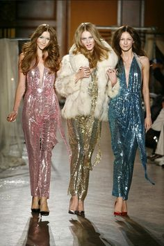 Signature Sequin Jumsuit by The Blonds