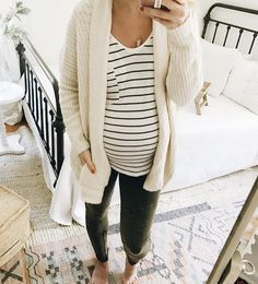 pregnant outfit goals