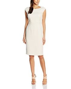 Jacques Vert Vestido Cut Out Scallop
