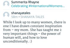 Lovely comment by Shanayatales for Women's day giveaway. Leave a comment to win two historical romances http://summeritarhayne.com/2016/03/08/celebrating-internationalwomensday-with-a-giveaway/