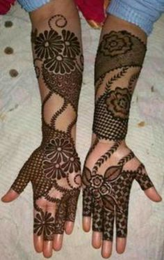 ideas tattoo flower blackwork tatoo for 2019 Khafif Mehndi Design, Mehndi Designs Book, Mehndi Designs 2018, Mehndi Designs For Beginners, Modern Mehndi Designs, Mehndi Design Pictures, Wedding Mehndi Designs, Beautiful Henna Designs, Design Tattoo