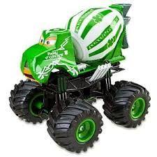 Image result for disney pixar cars toon monster trucks Cars Characters, Disney Pixar Cars, Monster Trucks, Vehicles, Image, Cars, Vehicle