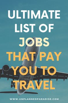 Do you wish you could travel more? Wondering how others maintain a life full of travel? Find out how I make money while traveling, how other travelers get paid and how you can do it too! Travel Careers, Travel Jobs, Work Travel, How To Make Money, How To Get, List Of Jobs, Study Abroad, You Can Do, Traveling