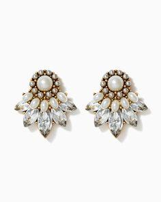 charming charlie | Sansa Statement Earrings | UPC: 410007200295 #charmingcharlie