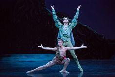 Chengwu Guo  & Kevin Jackson in Ashton's the Dream
