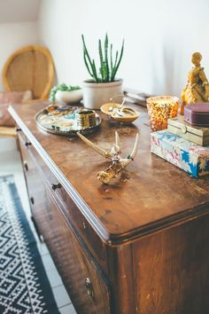 Thoughts from Alice: Vintage Eclectic Jewelry Display