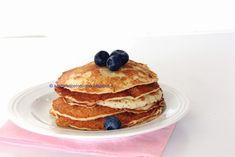 Arabafelice in cucina!: Pancakes velocissimi al cocco
