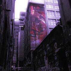 Matt Adnate Melbourne in Hosier Lane. Matt Adnate murals are simply amazing! Melbourne street art.