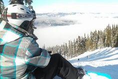 Beautiful day at Whistler, BC Canada...