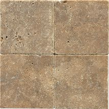Noce Tumbled - Travertine Collection by daltile