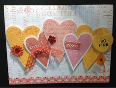 Winter CHA 2013 - Hero Arts hearts and Valentines