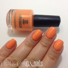 Monsoon Melon - Jessica Cosmetics: Coral Symphony Collection (Spring 2014)