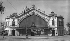 Estacion Pirque, creada por alumno de Eiffel
