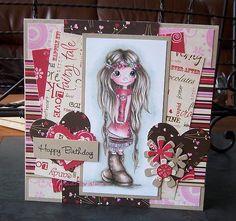 made by Alina: Happy Birthday