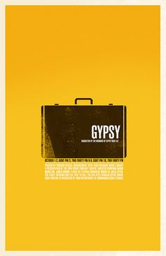 POSTER  Gypsy by jordanmichaelgray 0cb444872ac42