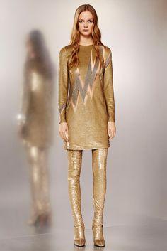 Emilio Pucci Pre-Fall 2015 Fashion Show - Ine Neefs