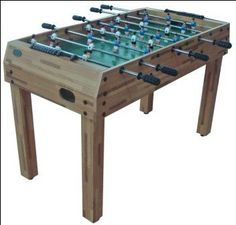 FOOSBALL TABLE soccer game table table hockey BUTCHER BLOCKGREAT 4KIDS >>> Read more  at the image link.Note:It is affiliate link to Amazon.