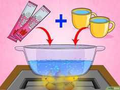 How to Dip Dye Hair with Kool Aid: 13 Steps (with Pictures)