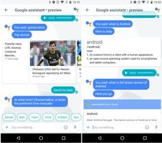 Google Assistant Can Reply to Voice Messages in Allo