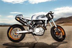 RSD KTM CaféRacer - Pipeburn - Purveyors of Classic Motorcycles, Cafe Racers & Custom motorbikes