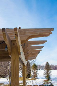 DIY Pergola Tutorial: How to Build Your Own Backyard Shade | Remodelaholic | Bloglovin'