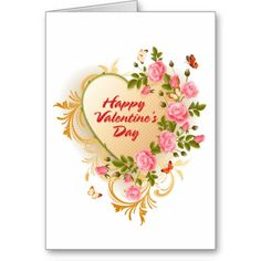 Happy Valentine's Day 2 Card