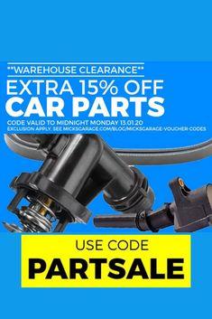 WAREHOUSE CLEARANCE #car #autos #Automotive #cartips #autoparts #deals #HotDeals #discounts #rt #offers #VoucherCodes #clearance