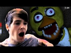 FELL OFF MY CHAIR! | Five Nights At Freddy's 2 - YouTube