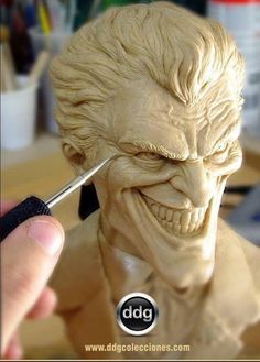 fbcdn-sphotos-g-a - Sculpture - Print the sulpture yourself - fbcdn-sphotos-g-a Zbrush, Traditional Sculptures, 3d Prints, Sculpture Clay, Clay Art, Art Dolls, Comic Art, Sculpting, Concept Art