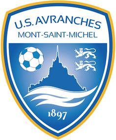 US Avranches of France crest.
