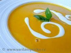 Luxusní dýňová polévka,která fakt zahřeje Thai Red Curry, Food And Drink, Health Fitness, Ethnic Recipes, Fitness, Health And Fitness