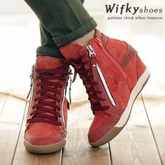 High-Top Sneakers from #YesStyle <3 Wifky YesStyle.com