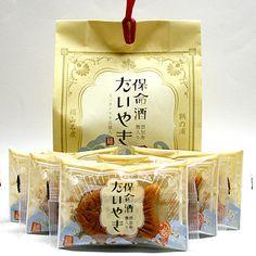 保命酒たいやき(5匹入) / 保命酒の風味がアップ!味が自慢のご当地菓子(個包装)